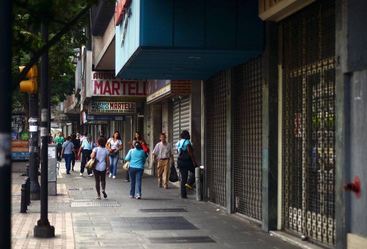 comerciantes venezolanos no tienen ahorros para la pandemia