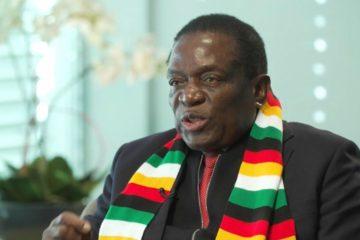Aplazan ceremonia de asunción del presidente en Zimbabue