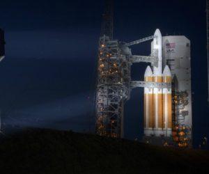 Con éxito fue lanzada la sonda solar Parker