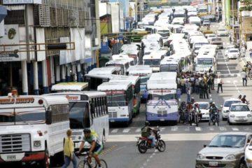 Maduro invitó a conductores a acudir en la última jornada del Censo de Transporte