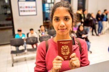 Venezolanos varados en Perú arribaron al país