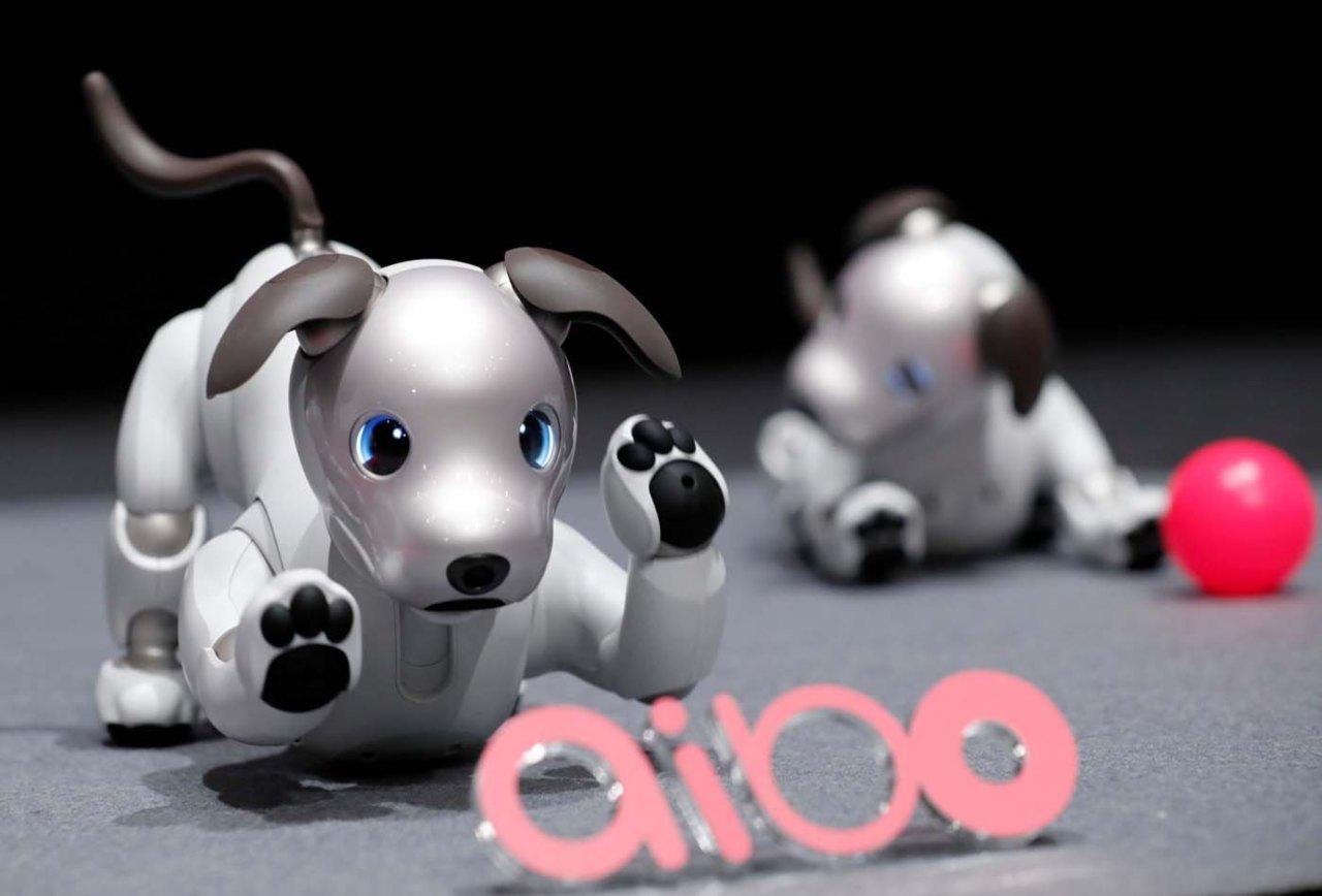 Aibo, el nuevo perro robot de Sony