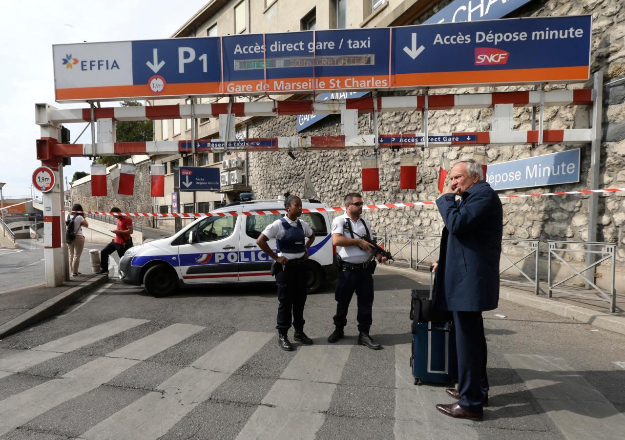 Un ataque con cuchillo dejó dos muertos en Francia