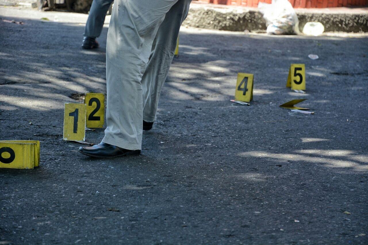 La víctima identificada como José Antonio Vera de 47 años se encontraba en un bar en la calle Las Tinajas de El Llanito