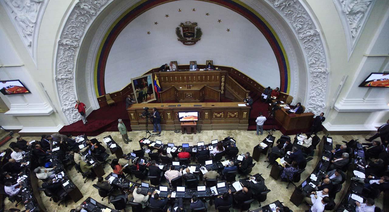 """El parlamento declaró además como """"inexistente"""" la decisión de la ANC en suspenderle la inmunidad a Requesens y Borges"""