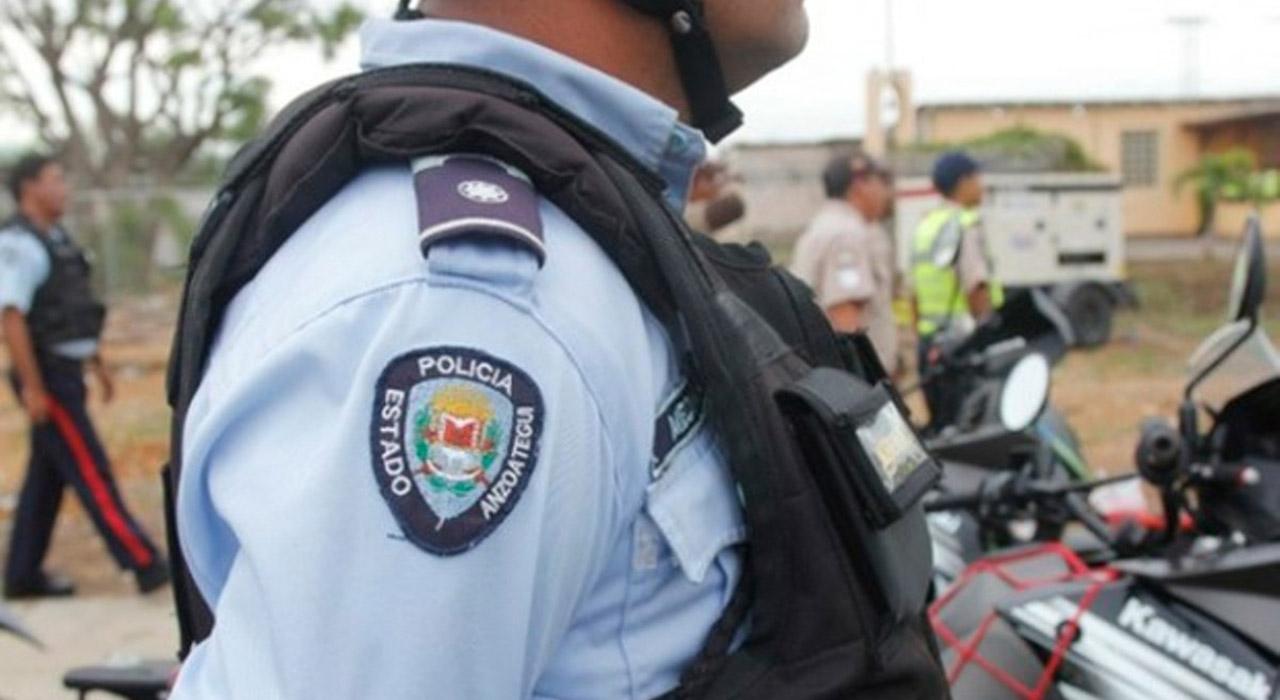 El hecho ocurrió cuando efectivos detectaron a dos sujetos armados en el barrio El Centro