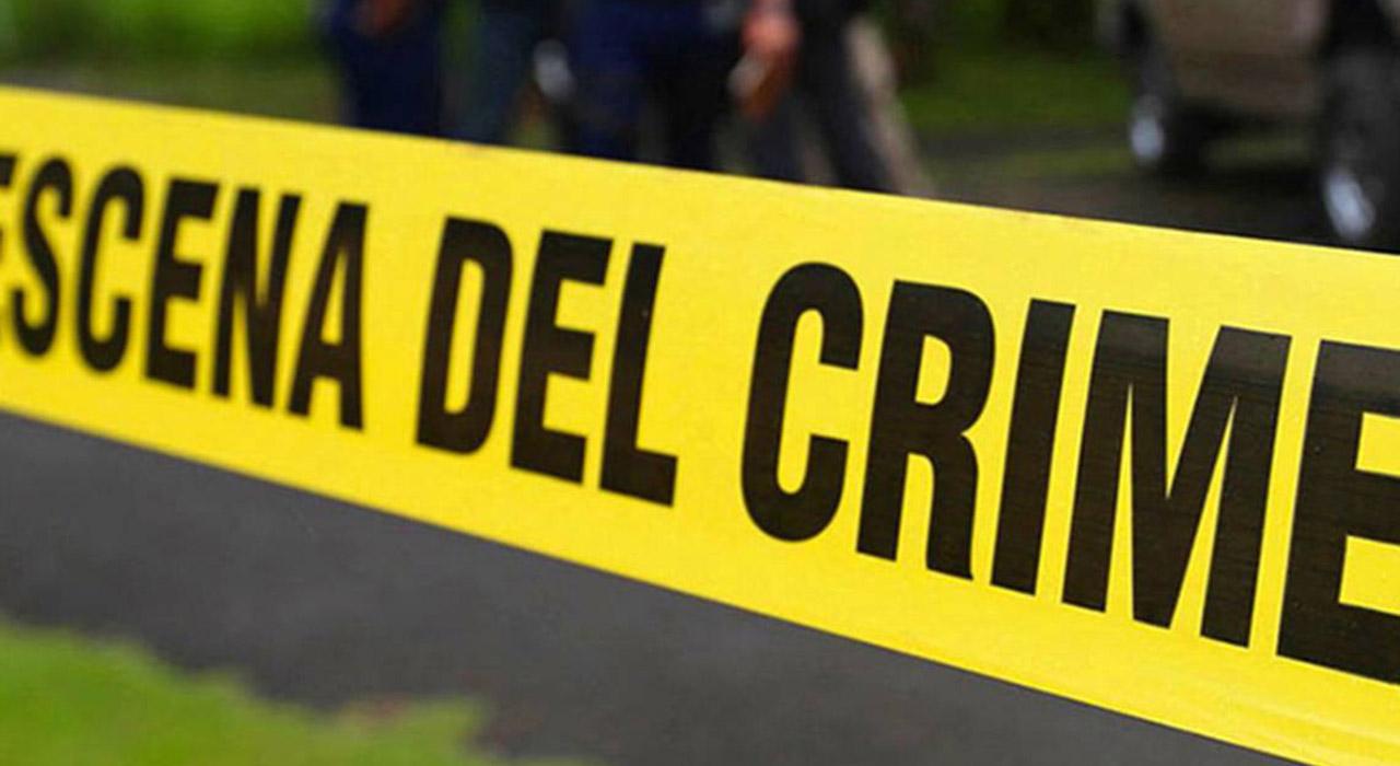 Según investigaciones preliminares el móvil de este crimen fue pasional