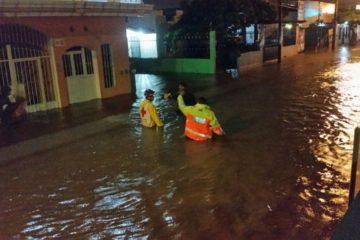 El director nacional de PC, Randy Rodríguez, informó que la medida busca atender a las personas afectadas de las intensas lluvias