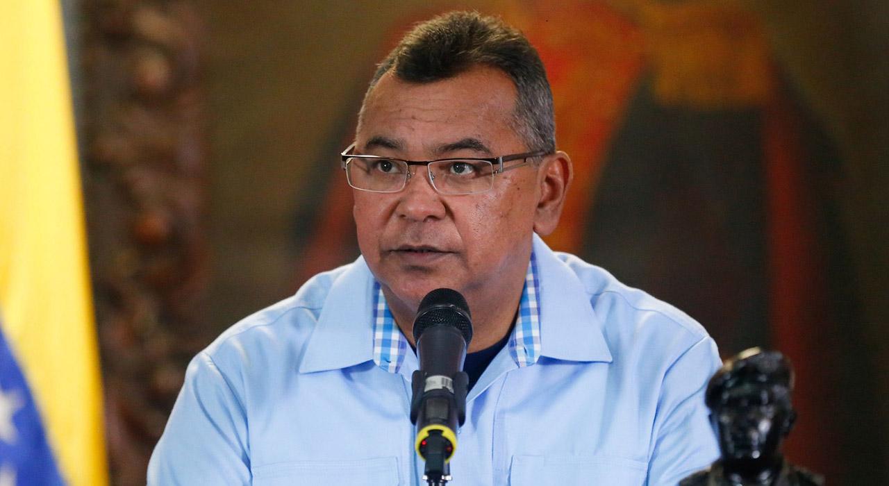Asimismo, el ministro de Justicia puntualizó que se hacía una revisión de la operatividad de los servicios públicos en la capital