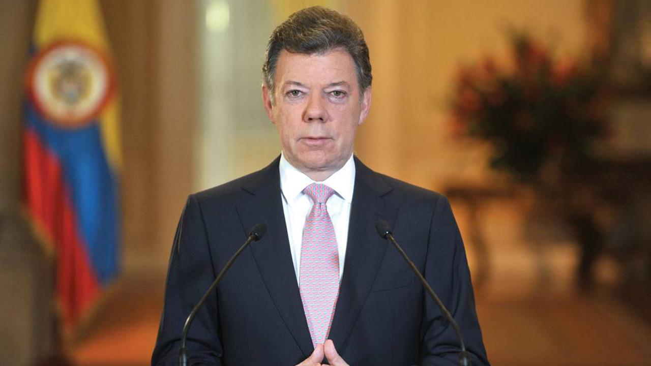 El presidente colombiano crítico nuevamente a su homólogo Nicolás Maduro ante la crisis social, política y económica en el país