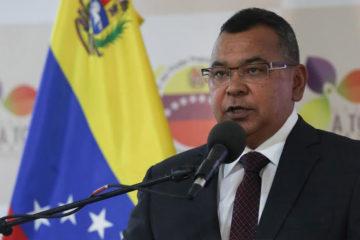 El titular de Justicia y Paz, Néstor Reverol, informó que los implicados se encuentran detenidos y se ha logrado recaudar gran evidencia criminalística