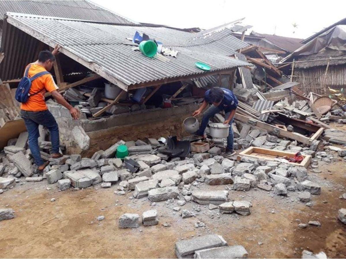 El fenómeno natural se ubicó en la provincia de Yunnan y ocasionó daños a más de 6 mil domicilios