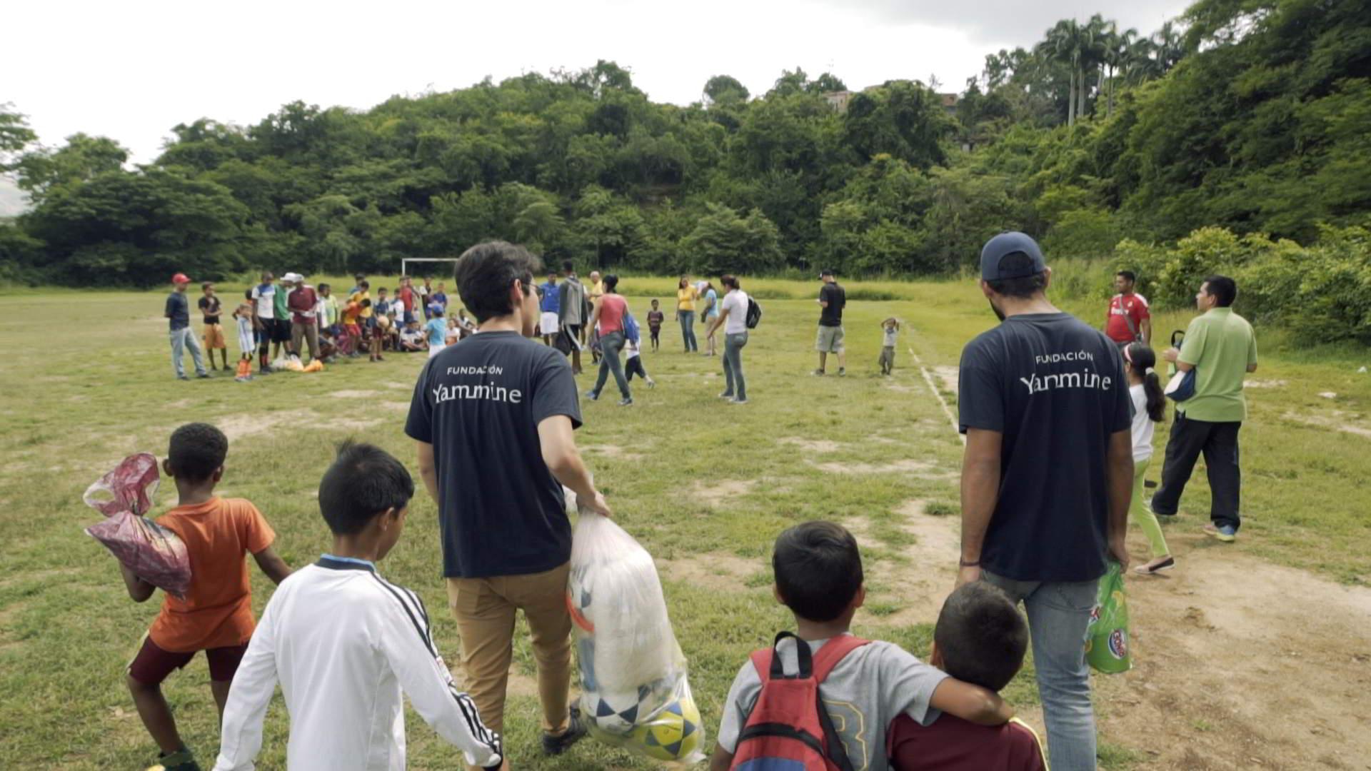 Fundación Yammine impulsa la prevención invirtiendo en el deporte popular