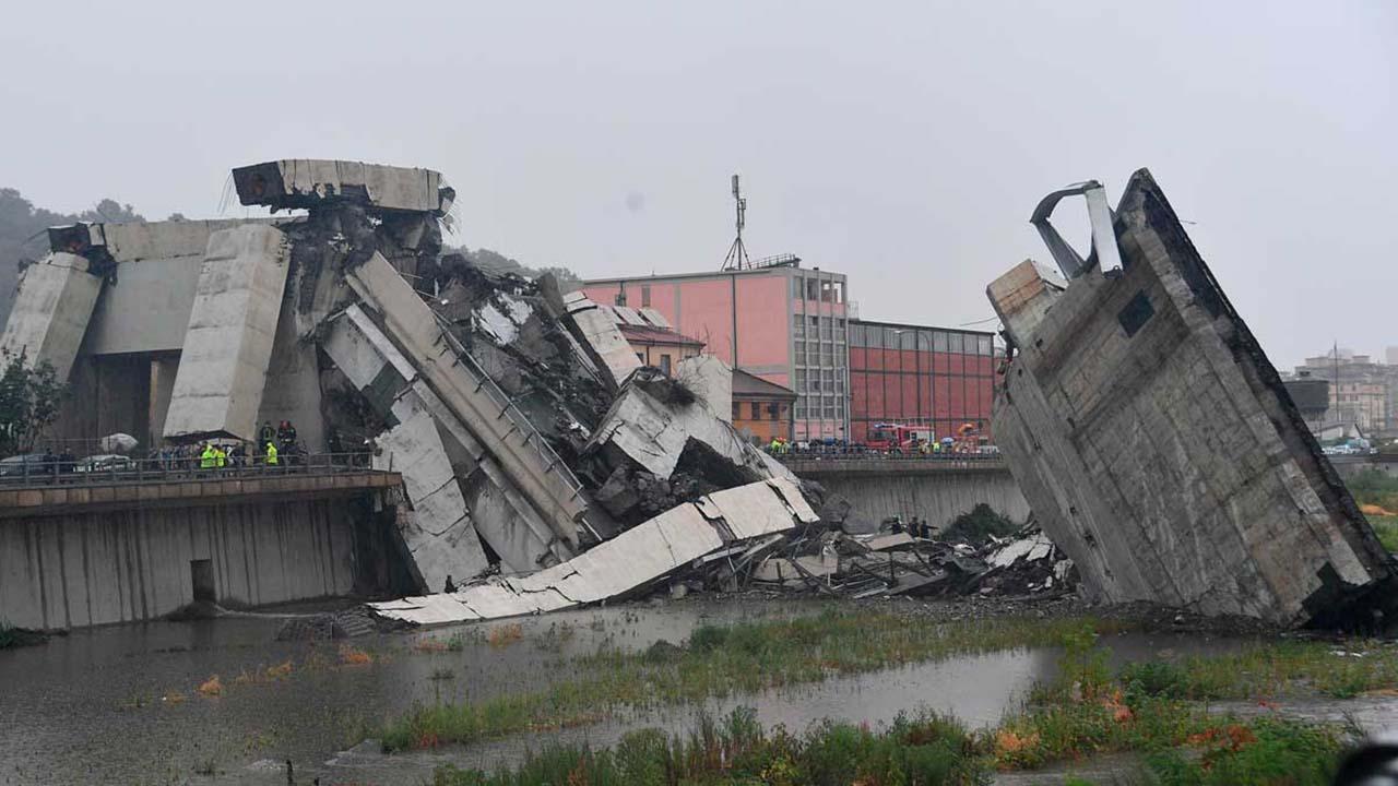 El experto Richard J. Dietrich indicó que las infraestructuras de Alemania se corroen peligrosamente