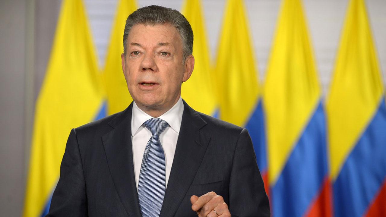 El mandatario colombiano afirmó a estar acostumbrado a recibir todo tipo de acusaciones por parte de su par venezolano