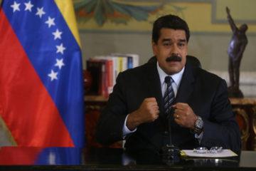 El jefe de Estado lideró un acto desde el Palacio de Miraflores en el que también aclarò el pago de los pensionados