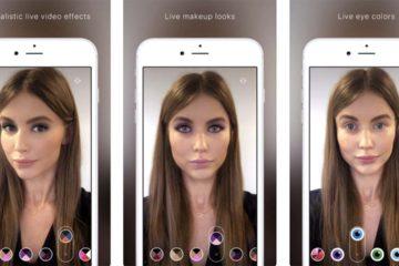 Esta nueva estrategia busca que las personas prueben virtualmente algunas de sus marcas emblemáticas de maquillaje