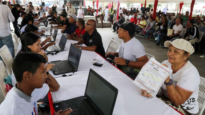 El representante informó que las autoridades del organismo han modificado sus horarios para apoyar la jornada del censo