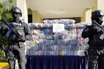 Detuvieron a dos venezolanos con 193 kilos de cocaína en República Dominicana