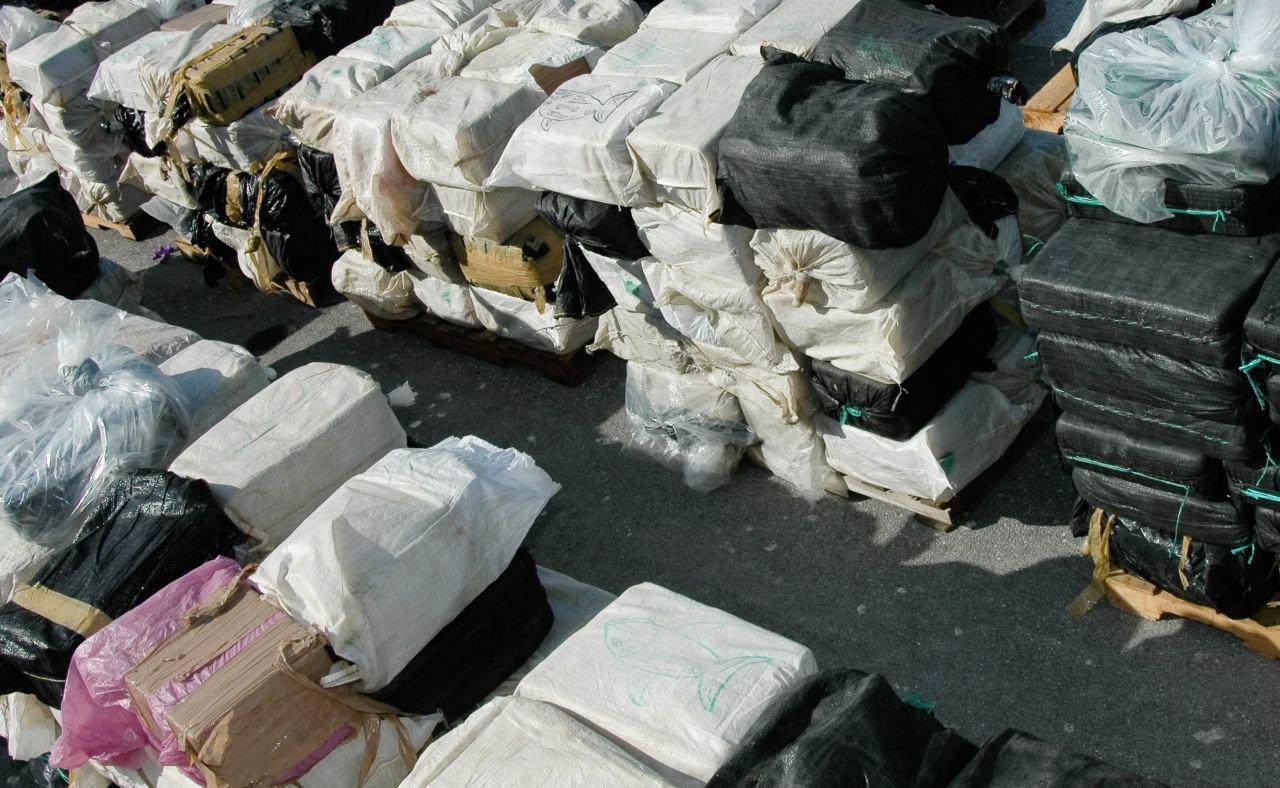 Detuvieron a siete venezolanos con cocaína en aguas del Caribe