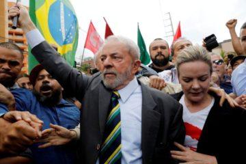 Lula da Silva se sigue consolidando como favorito en las elecciones de Brasil