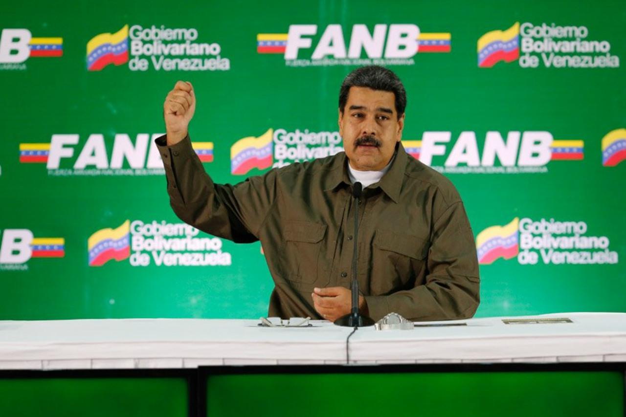 Maduro: Aceptaría la ayuda del FBI para las investigaciones del atentado