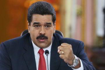 Aumento del IVA, salarios y un bono anunció Maduro por la reconversión