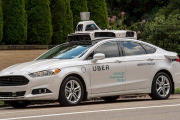 Toyota y Uber se unen para desarrollar coches autónomos