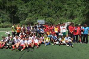 Segunda Copa Sembrando Futuro - Iniciativa de la Fundación Yammine