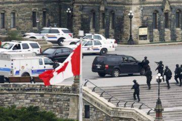 Cuatro muertos en un tiroteo en un área residencial de Canadá