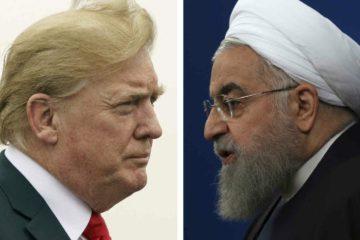 Irán informó que no se reunirá con los Estados Unidos