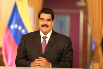 """Maduro: El atentando buscaba """"matar la esperanza de la paz del país"""""""