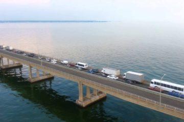 Incendió en el puente de Maracaibo afectó el servicio eléctrico en la región
