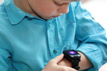 Crean reloj inteligente para niños