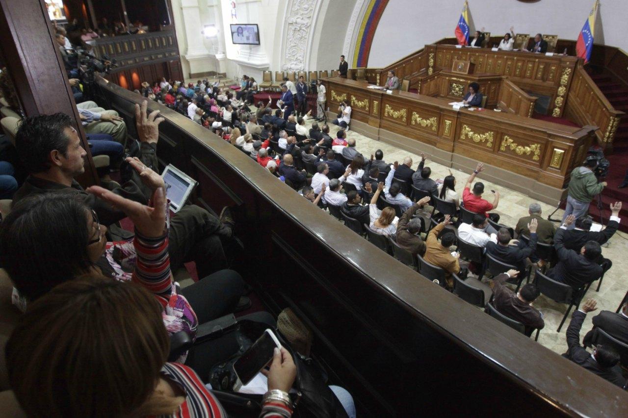 ANC convoca a sesión para allanar inmunidad a diputados de la oposición