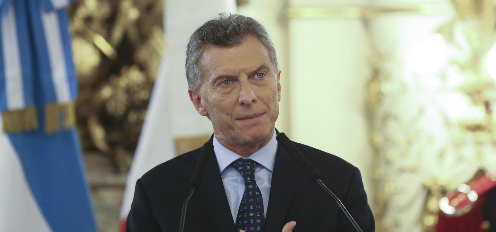 Fiscal imputa a Macri y pide suspender acuerdo de Argentina con el FMI