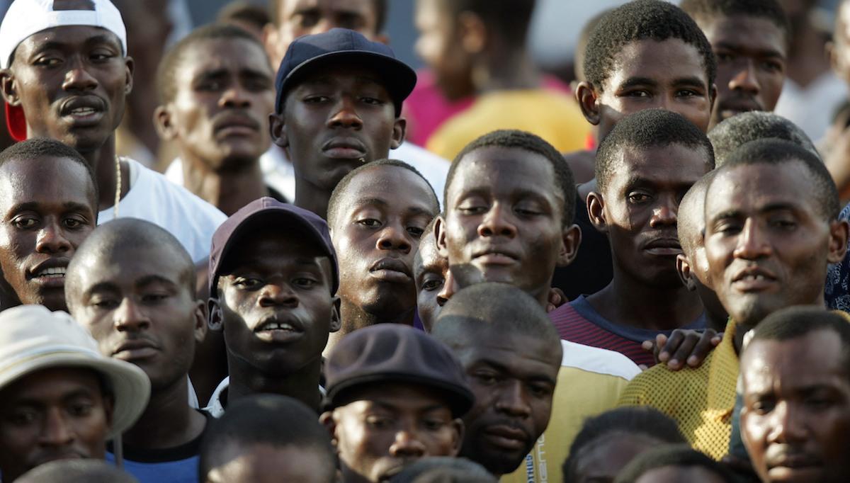 Detienen en Honduras a 16 haitianos y 4 venezolanos indocumentados