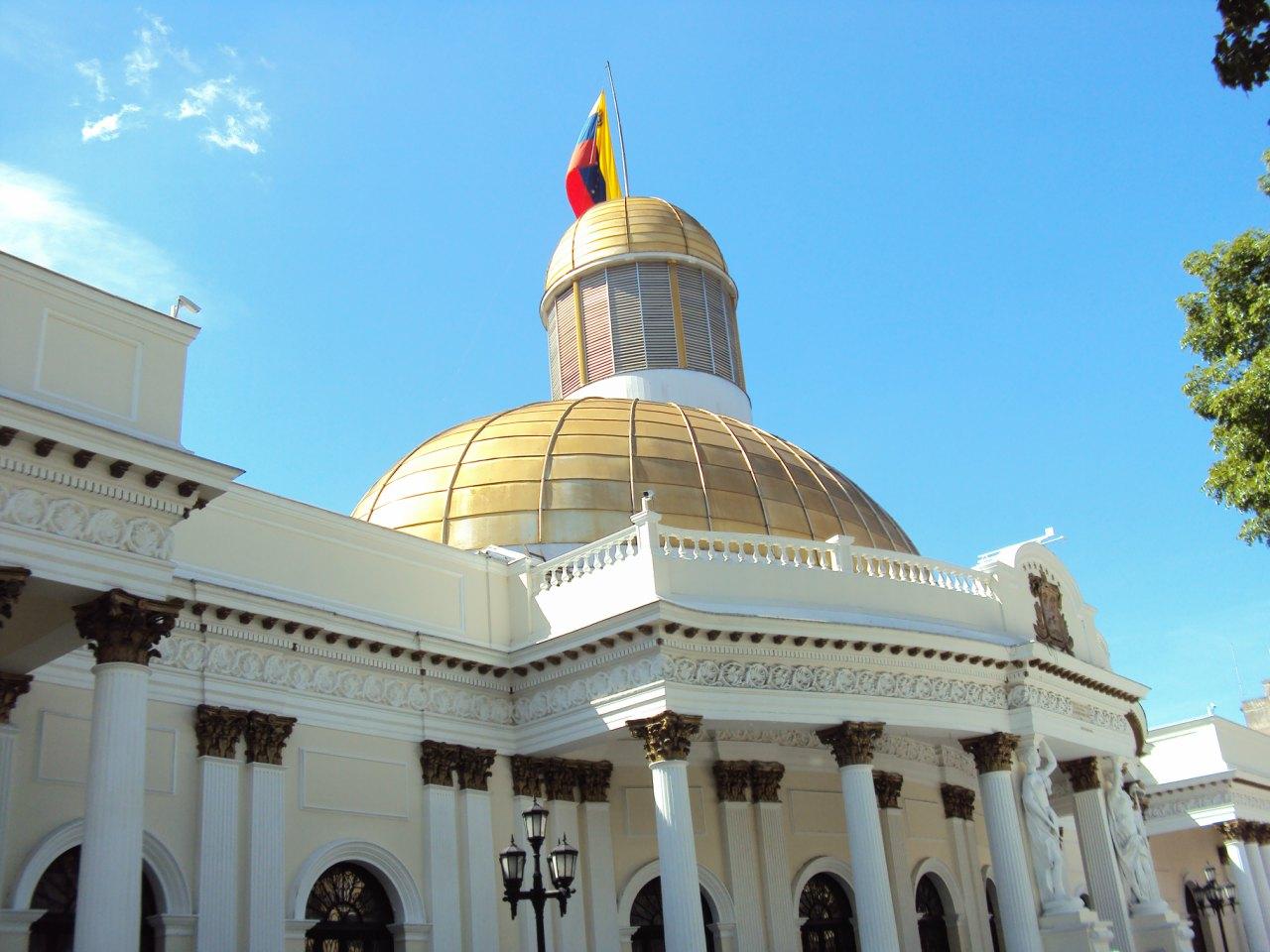 """El Parlamento venezolano aseguró que es el momento de poner fin a la """"usurpación de poder"""""""