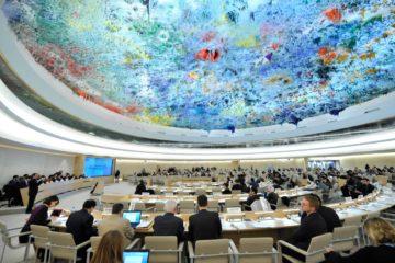 El consejo DDHH de la ONU aprueba resolución sobre Venezuela