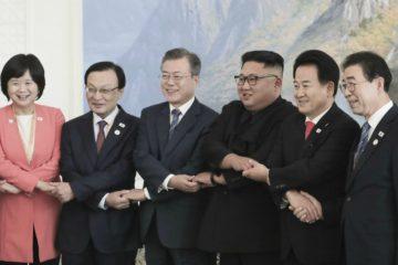Cumbre entre Corea del Norte y del Sur reactiva diálogo entre EE.UU.
