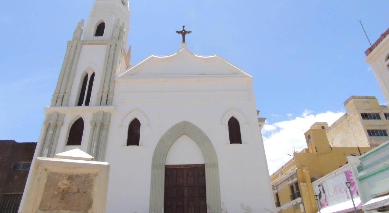 El padre Silverio Osorio, rector del Convento de San Francisco de Asís, fue quien informó de lo sucedido