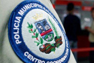 Efectivos de PoliChacao detuvieron a Omar Pérez, de 23 años; Moisés Morón (21); Jefri Martínez (21) y un menor de edad