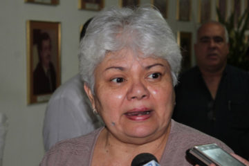 La expresidenta de Consecomercio afirmó que los empresarios cuentan con muy poca materia prima para continuar
