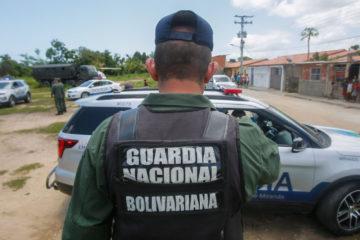 La GNB fue la encargada de llevar a cabo el procedimiento en sector Las Pipas, Caño, municipio García de Hevia de la entidad andina