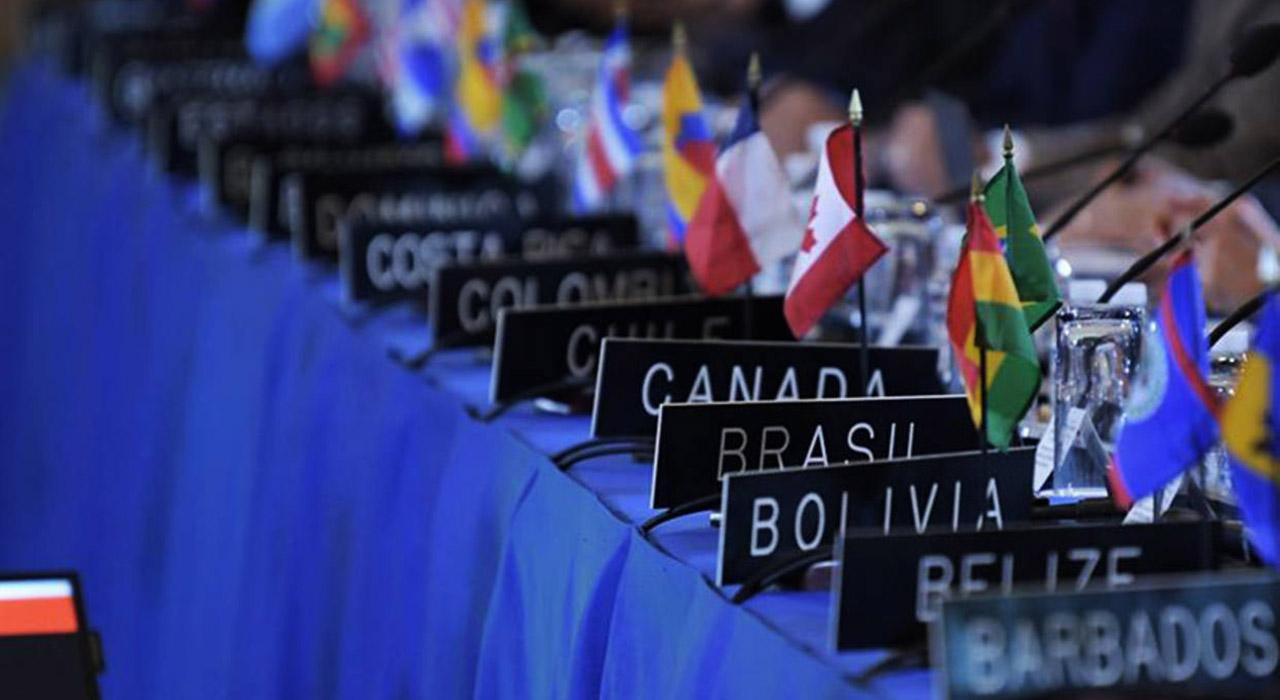 El secretario general del organismo, Luis Almagro, informó que la visita tiene prevista realizarse la próxima semana