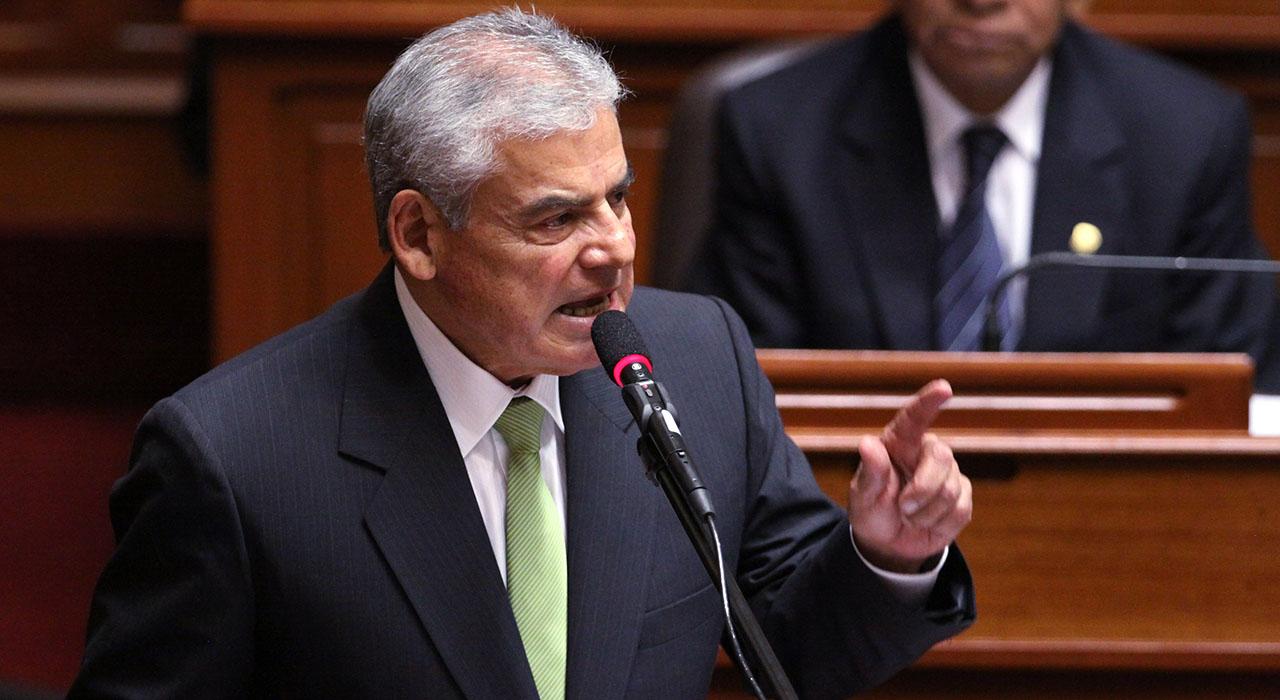 """César Villanueva indicó que debe realizarse esta consulta popular el 9 de diciembre porque de no hacerlo """"sería un grave error político"""""""