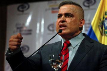 El fiscal general de la República, Tarek William Saab, explicó que el grupo delictivo ofrecía ofertas engañosas de trabajo a las féminas