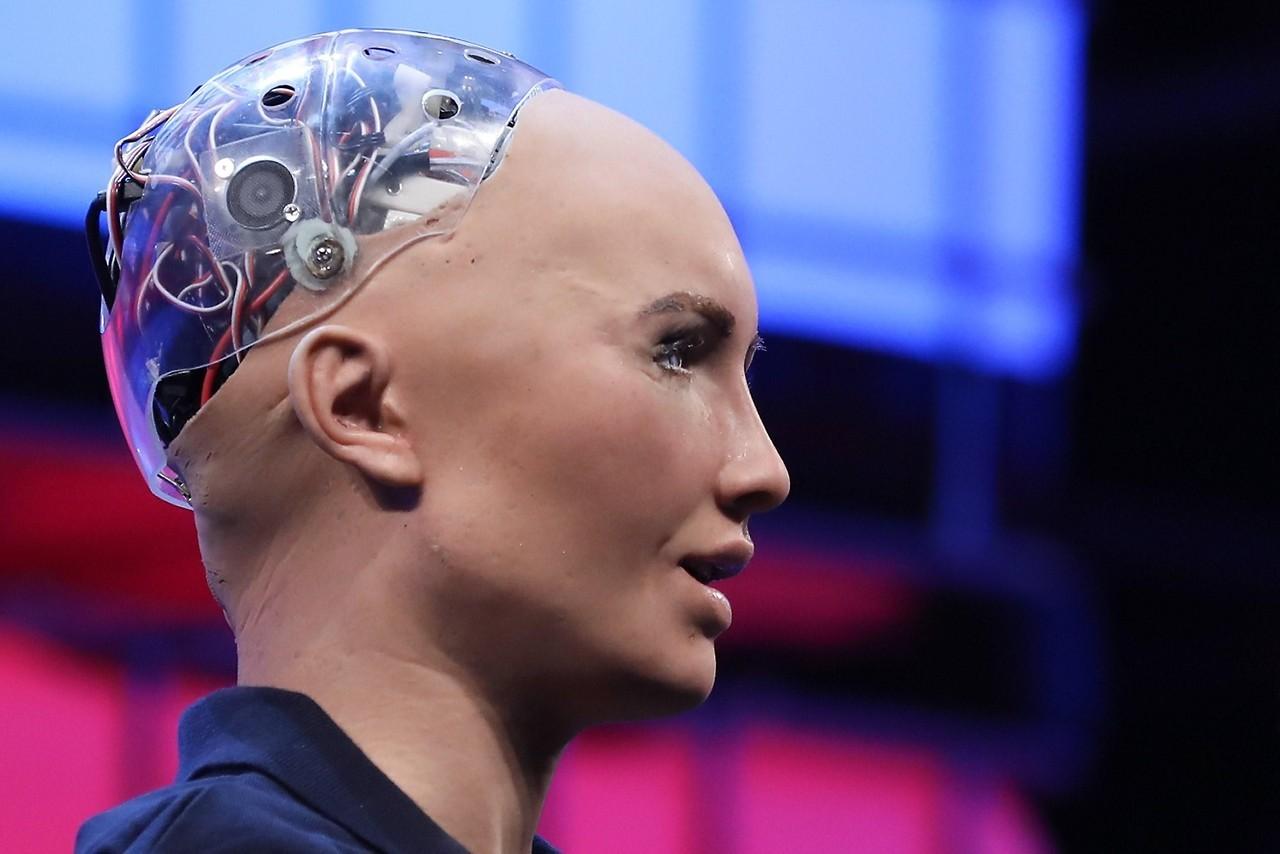 La compañía Hanson Robótics ha realizado diversas máquinas humanoides, sin embargo, son pocas las que pueden ser comercializadas