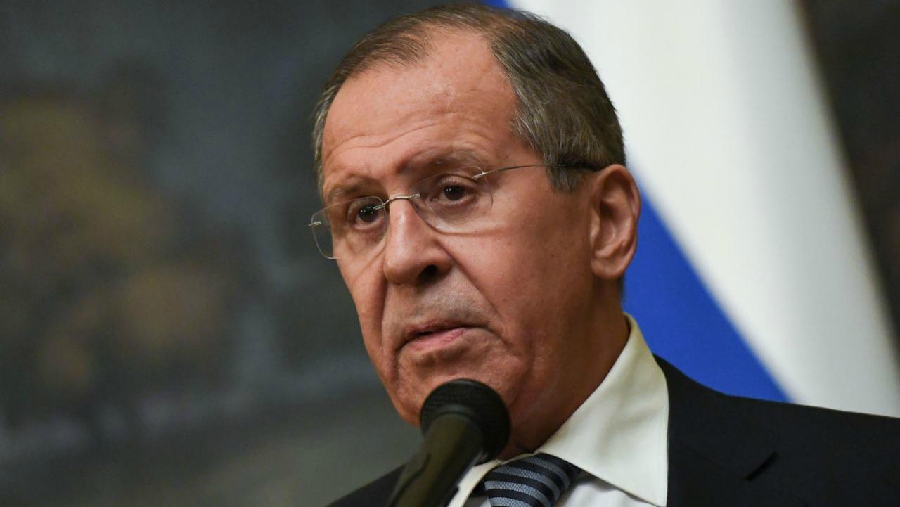 El ministro de Relaciones Exteriores, Serguei Lavrov, aseguró que no hay pruebas para la acusación hecha por EE.UU