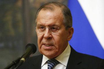 El Ministro de Asuntos Exteriores, Serguéi Lavrov, aseguró que otros países de América Latina tampoco apoyan la medida